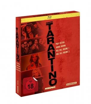 Tarantino Collection [Blu-ray]