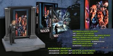 WAXWORK - Mediabook (Sciotti Motiv) + Büste Lim. 333 Stück