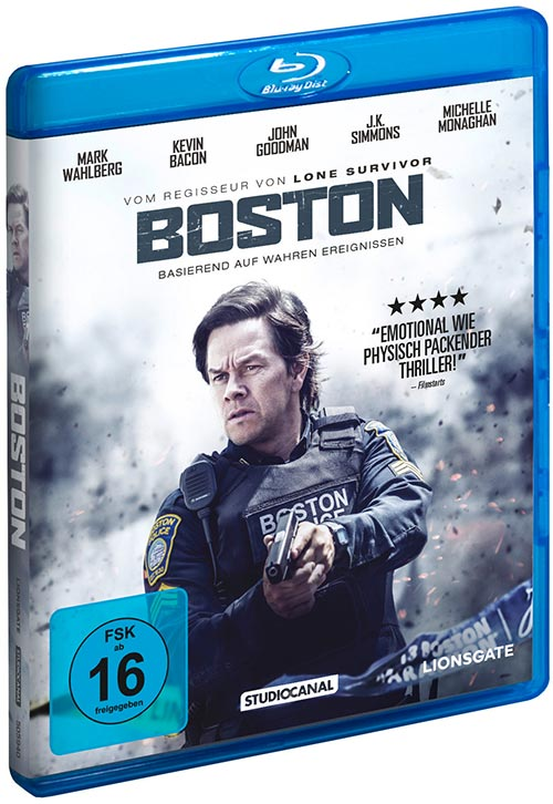 Alphamovies - Boston [Blu-ray]