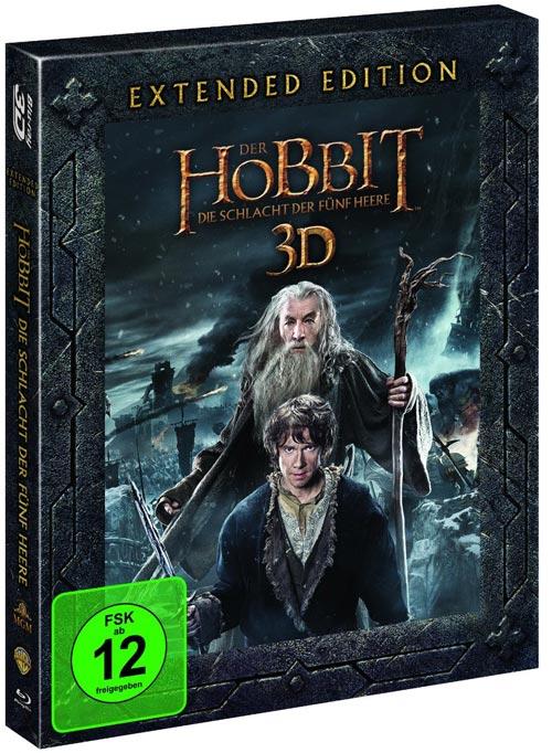 Alphamovies Der Hobbit Die Schlacht Der Fünf Heere 3d