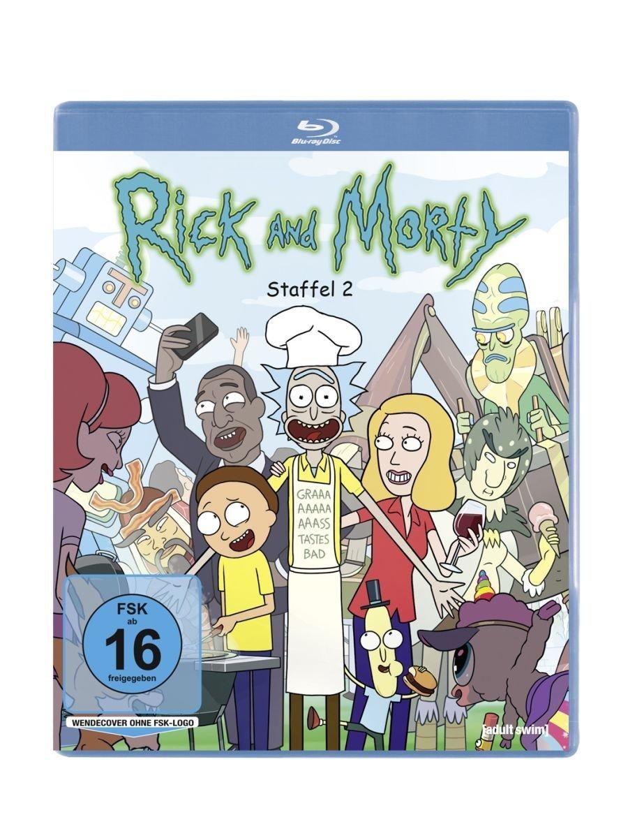 Rick And Morty Staffel 2