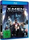 X-Men Apocalypse - 3D Blu-Ray