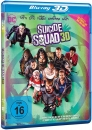 Suicide Squad - 3D [Blu-ray]