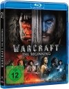 Warcraft - The Beginning Blu-Ray