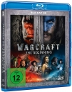 Warcraft - The Beginning - 3D Blu-Ray