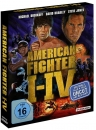 American Fighter 1-4 - uncut Blu-Ray
