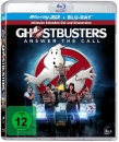 Ghostbusters - Answer the call - 3D - Kinoversion & Extended Cut [Blu-ray]