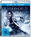 Underworld: Blood Wars - 3D [Blu-ray]