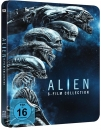 Alien - 6 Filme Collection - Steelbook [Blu-ray]