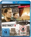 Best of Hollywood: Arrival / District 9 [Blu-ray]