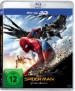 Spider-Man Homecoming - 3D Blu-Ray