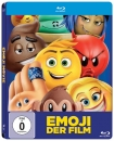 Emoji - Der Film - Steelbook Blu-Ray