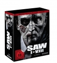 Saw I-VIII Definitive Collection [8 DVDs]