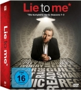 Lie to Me - Complete Box DVD