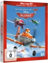 Planes - 3D [Blu-ray]