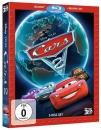 Cars 2 - 3D Blu-Ray