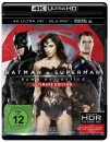 Batman v Superman: Dawn of Justice (4K Ultra HD) [Blu-ray]