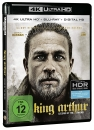 King Arthur: Legend of the Sword (4K Ultra HD) [Blu-ray]