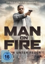 Man on Fire - Mann unter Feuer Blu-Ray + DVD Mediabook Cover B