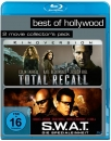 Best of Hollywood: Total Recall / S.W.A.T. - Die Spezialeinheit Blu-Ray