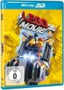 The LEGO Movie - 3D [Blu-ray]