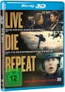 Live Die Repeat: Edge of Tomorrow - 3D [Blu-ray]