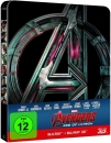 Avengers - Age of Ultron - 3D Blu-Ray - Limited Stelbook Edition