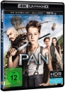 Pan (4K Ultra HD) [Blu-ray]