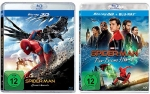 Spider-Man Homecoming + Spider-Man Far From Home [3D Blu-ray Set]