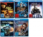 Starship Troopers 1+2+3 + Invasion + Traitor of Mars - Uncut [Blu-ray Set]