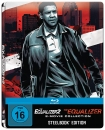 The Equalizer 1 + 2 Blu-Ray Steelbook