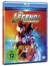 DC's Legends of Tomorrow: Die komplette 2. Staffel Blu-Ray
