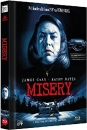 Misery - Limited Mediabook  (Cover A) [Blu-ray]
