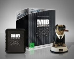 Men in Black 1-3 (Ultimate Hero Pack + Figur) [Blu-ray]