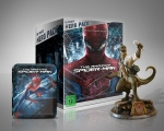 The Amazing Spider-Man (Ultimate Hero Pack + Figur) [Blu-ray]