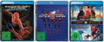 Spider-Man 1+2+3 + The Amazing Spider-Man 1+2 + Spider-Man Homecoming + Spider-Man Far From Home [Blu-ray Set]